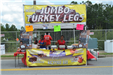 Jumbo Turkey Legs Food Vendor