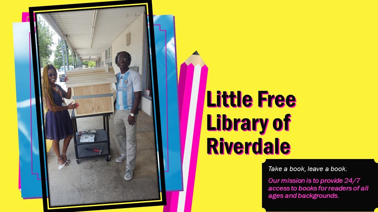 Little Free Library of Riverdale