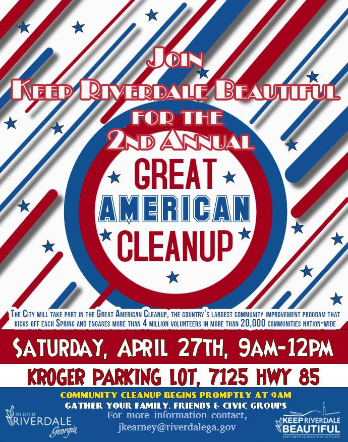Great American Cleanup 2019