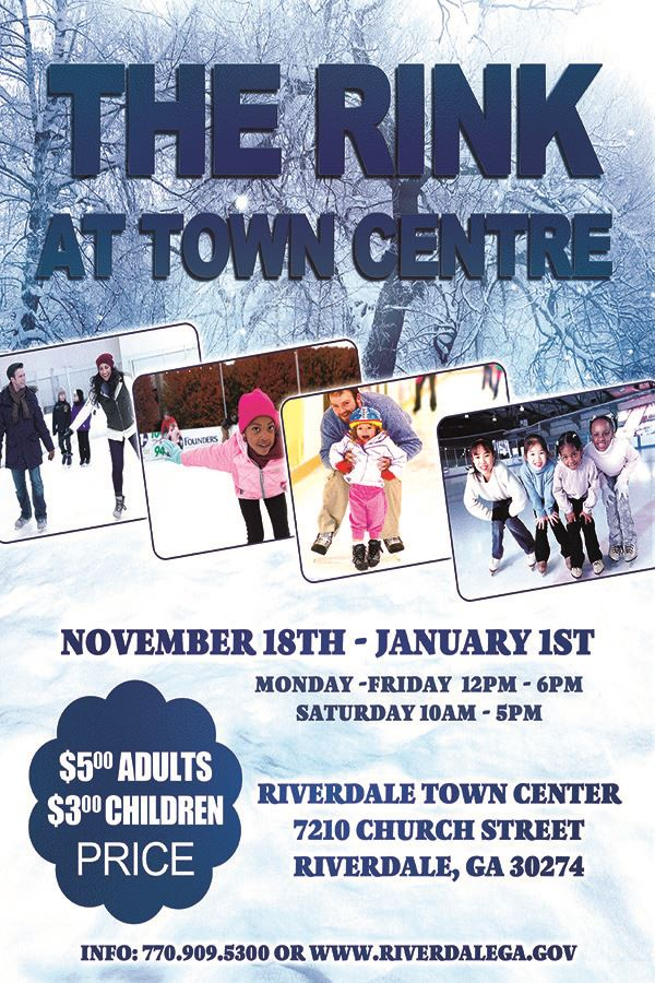 The Rink at Town Centre-social