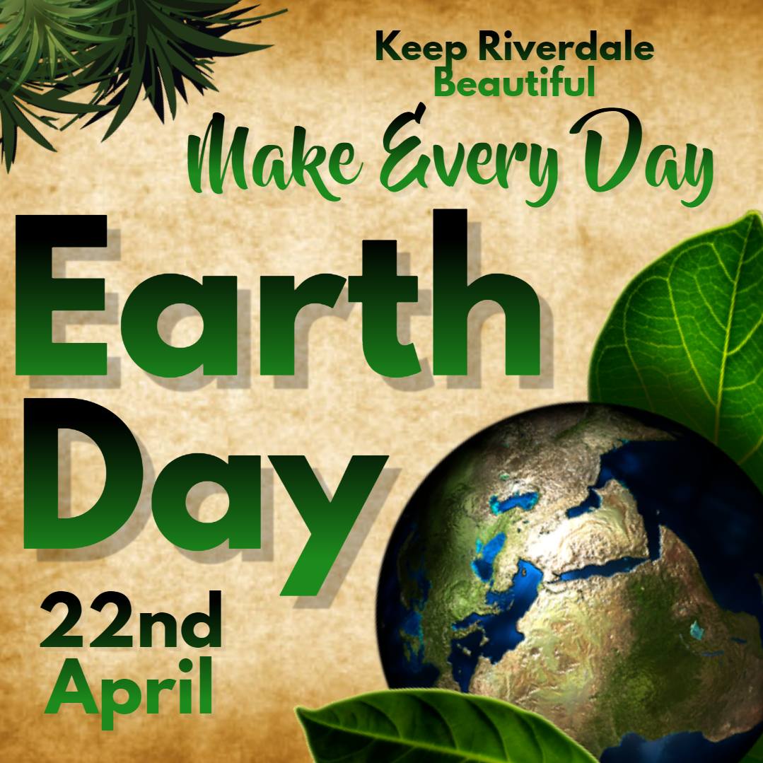 Earth Day Post 4-22